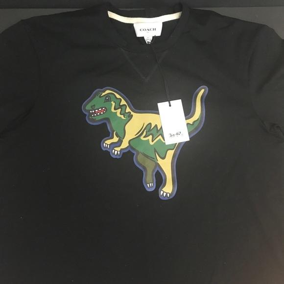 482057f0 Coach Shirts | Rexy Tshirt | Poshmark